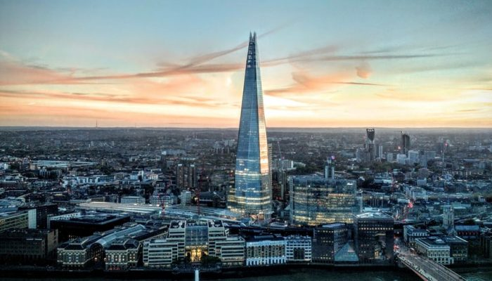 The Shard - Mace via Unsplash