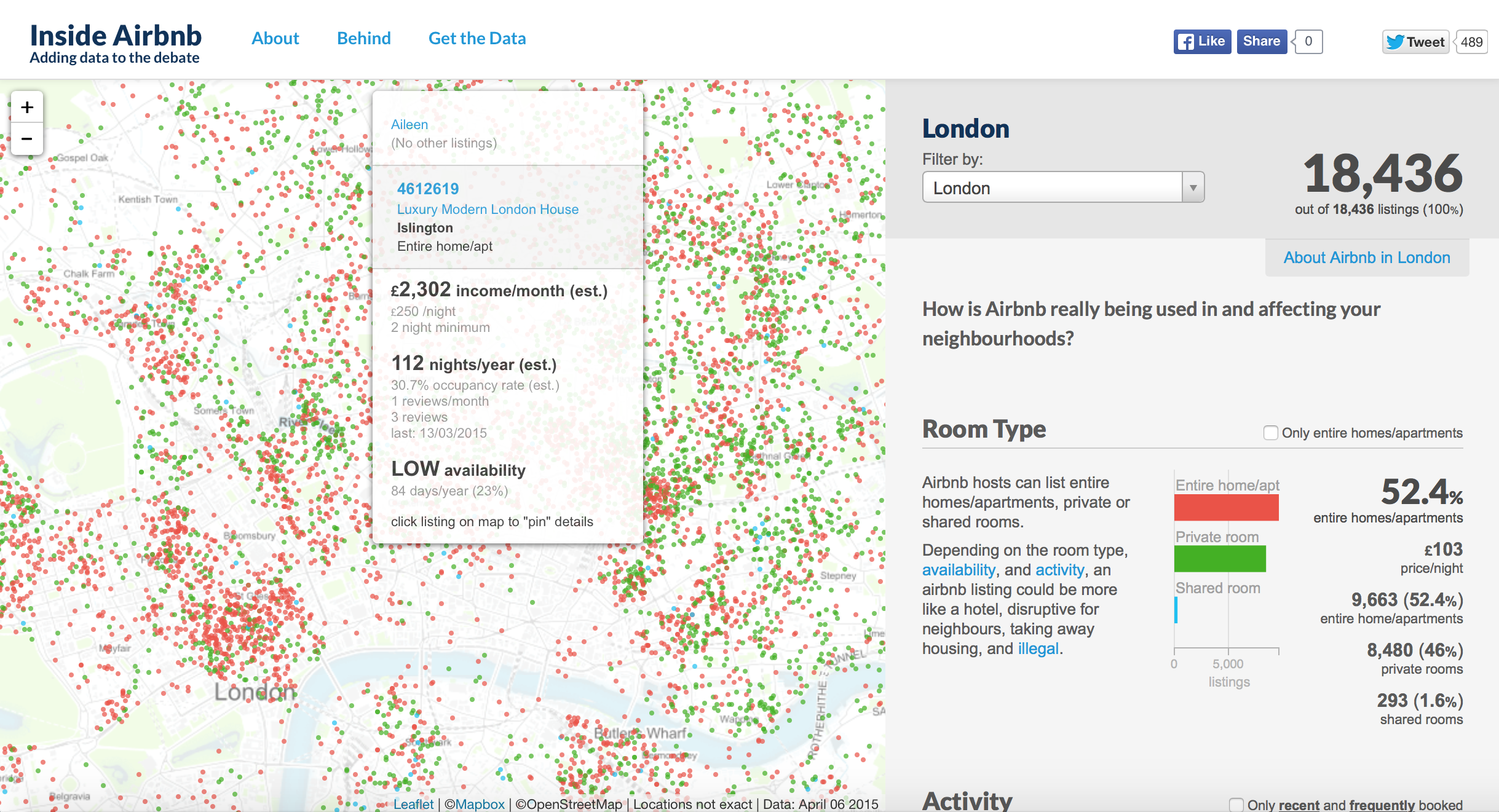 11 amazing maps that use big data to inspire - Barrachd
