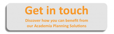 Higher education planning solutions including student number planning and higher education CPM software.
