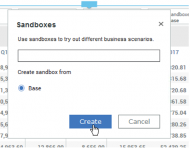 Planning Analytics Sandbox