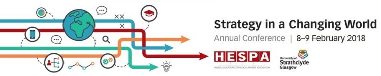 HESPA Annual Conference 2018 - why we are supporting HESPA