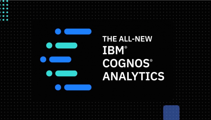 The all new IBM Cognos Analytics 11.1