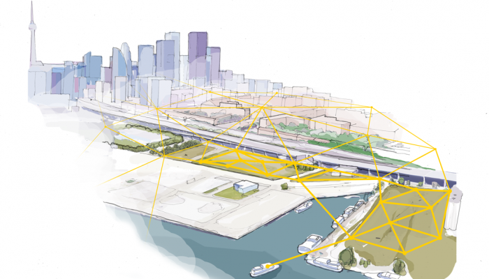 "Building a smart city, ""from the internet up"""