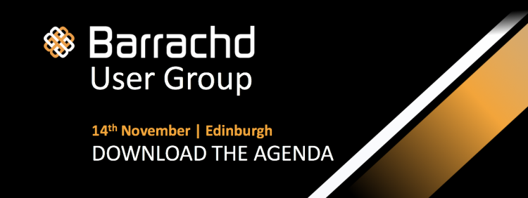 Cognos User Group Agenda